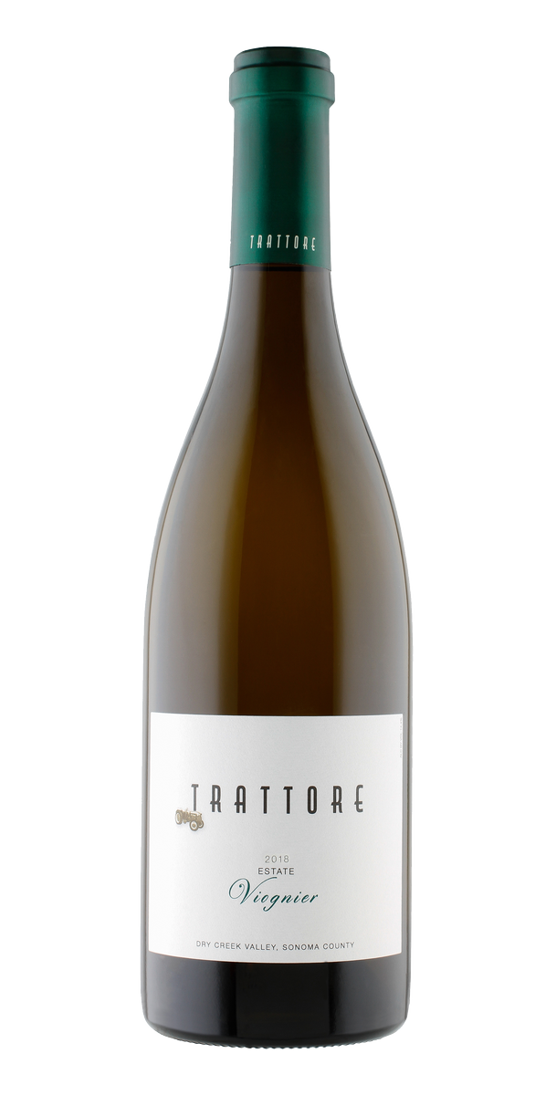 Viognier, Estate 2018
