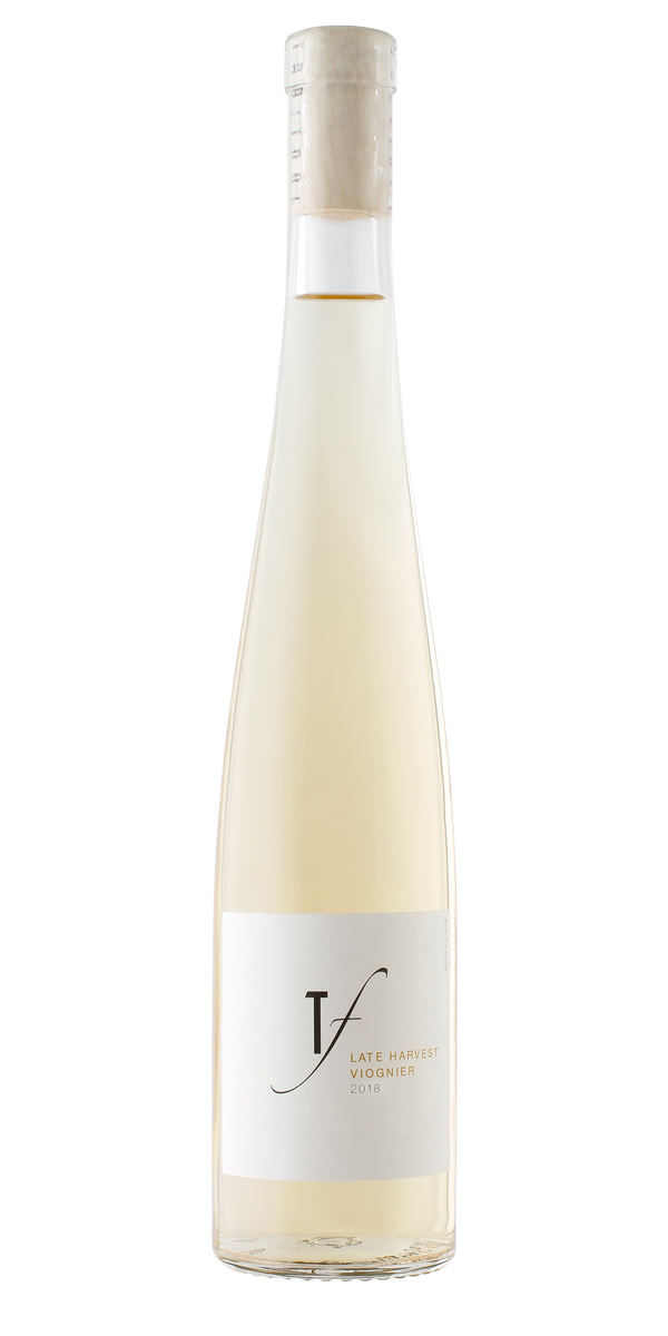 Dry Creek Valley, Estate Late Harvest Viognier 2018