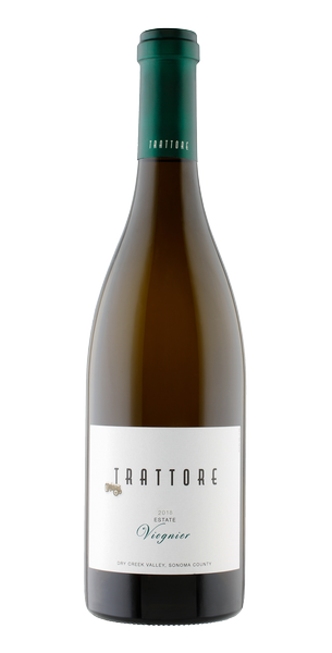 2018 Estate Viognier, Dry Creek Valley