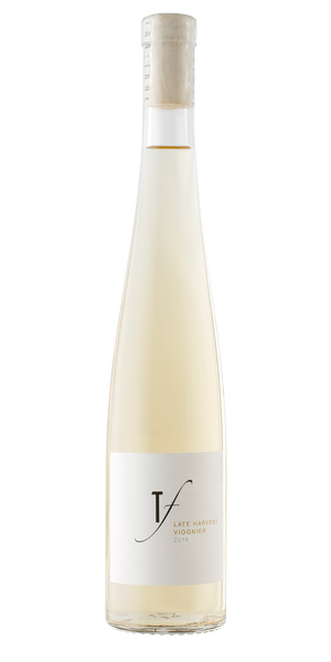 2018 Estate Late Harvest Viognier, Dry Creek Valley